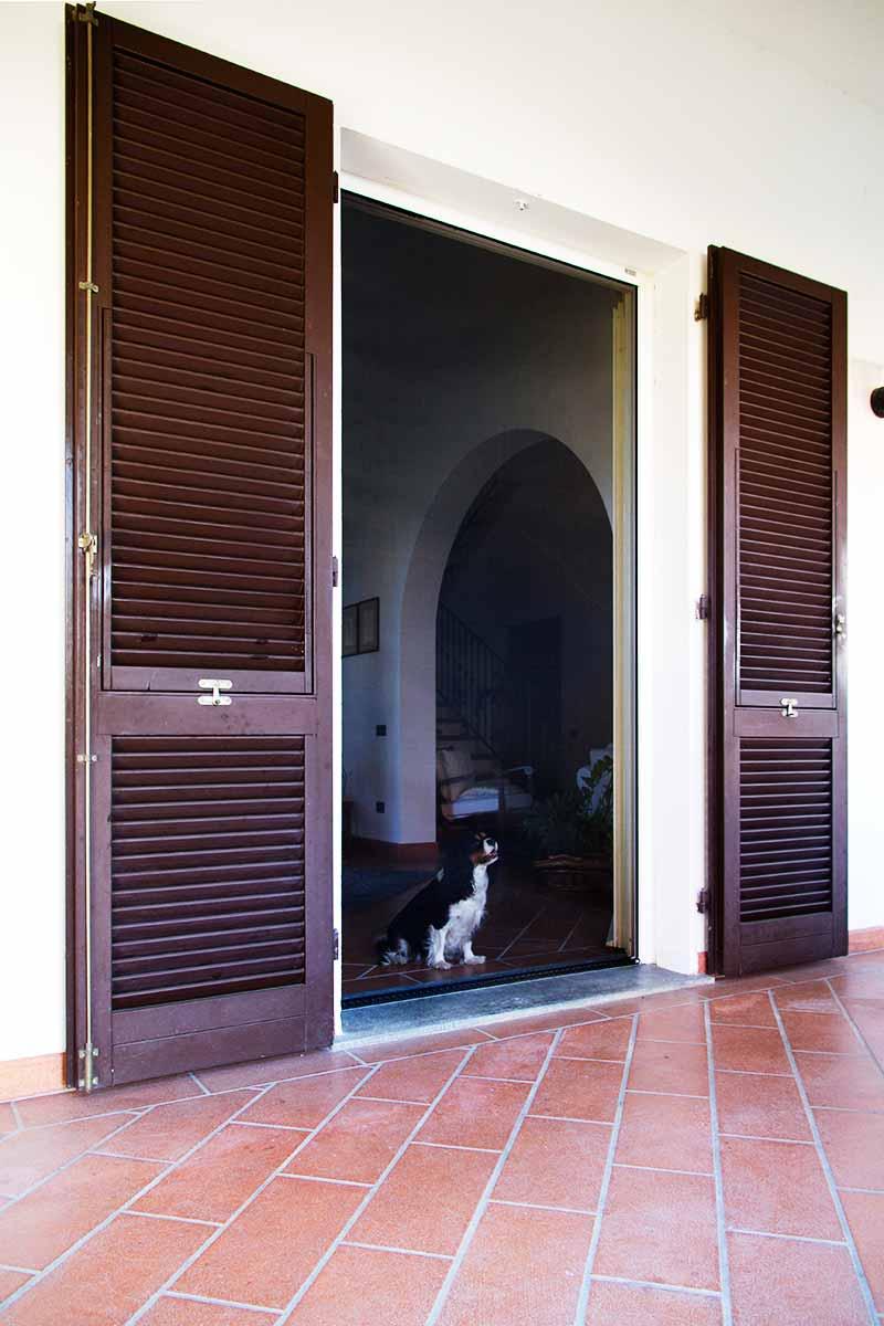 Zanzariere per porte tecnofinestra - Zanzariere per porte finestre ...