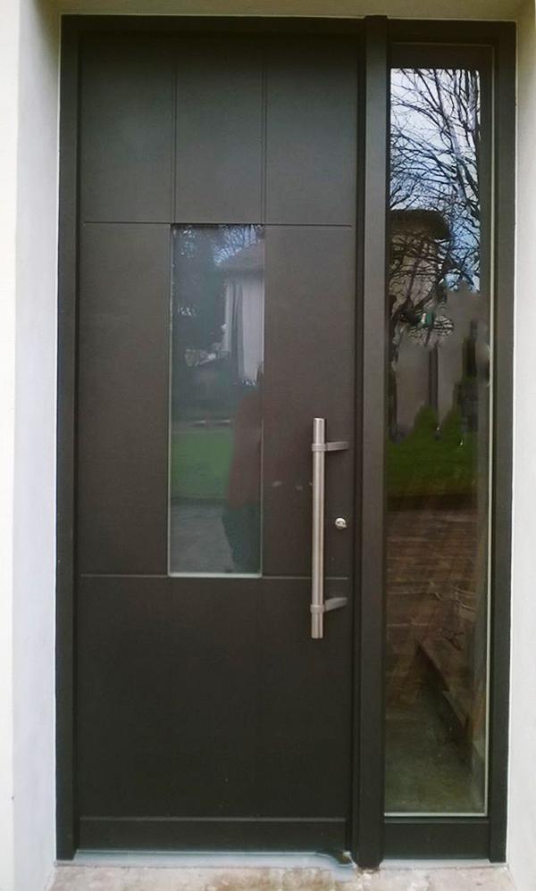 Porte d ingresso finstral tecnofinestra for Porte d ingresso