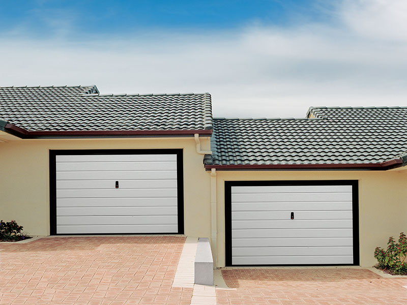 Porte e portoni sezionali tecnofinestra - Coibentare porta garage ...